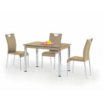 L31 étkező asztal  Fém vázas étkező asztalok