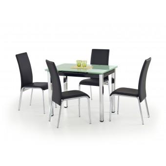 Logan étkező asztal  Fém vázas étkező asztalok