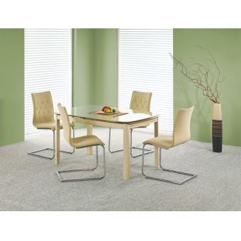 Kayden étkező asztal  Fém vázas étkező asztalok