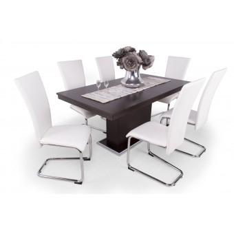 Paulo 6 személyes étkező, Flóra asztallal  6 személyes étkező garnitúrák