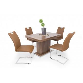 Új Mona 4 személyes étkező, kis Flóra asztallal  4 személyes étkező garnitúrák