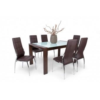 Boris 6 személyes étkező, Piero asztallal  6 személyes étkező garnitúrák