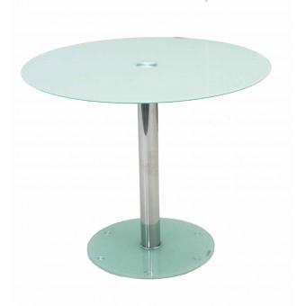 Nina étkezőasztal  Fém vázas étkező asztalok