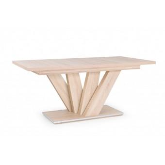 Dorka étkezőasztal, 170-es  Fa vázas és bútorlap asztalok