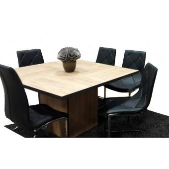 Barton 6 személyes étkező, Amadeusz asztalal  6 személyes étkező garnitúrák