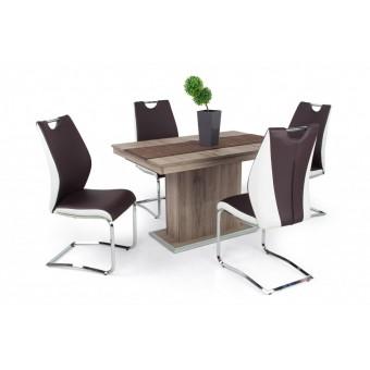 Adél 4 személyes étkező, kis Flóra asztallal  4 személyes étkező garnitúrák