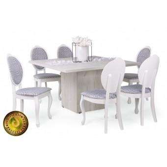 Cosmos étkező, Amadeusz asztallal  6 személyes étkező garnitúrák