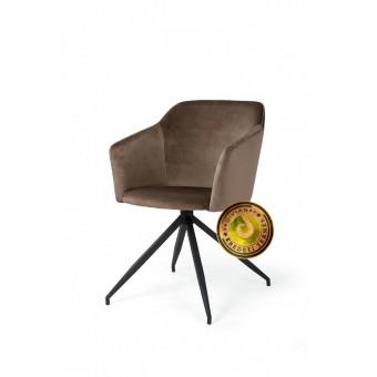 Charlotte szék  Fém vázas étkező székek