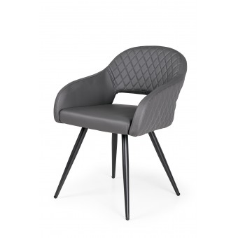 Cristal étkezőszék  Fém vázas étkező székek