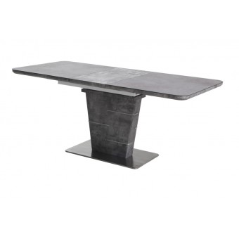Spark asztal 140-es  Design étkező asztal Fa vázas és bútorlap asztalok Újdonság