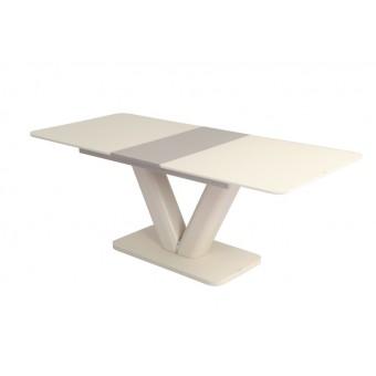 Hektor asztal 160-as  Fa vázas és bútorlap asztalok Design étkező asztal