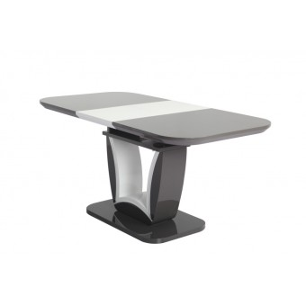 Marko asztal 160-as  Design étkező asztal Fa vázas és bútorlap asztalok Havi akció