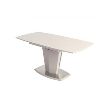 Toni asztal 120-as  Design étkező asztal Fa vázas és bútorlap asztalok Havi akció