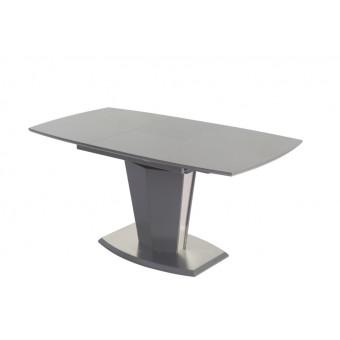 Toni asztal 160-as  Design étkező asztal Fa vázas és bútorlap asztalok Havi akció