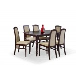 Arnold étkező asztal  Fa vázas és bútorlap asztalok