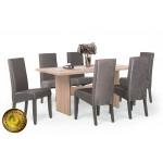 Berta Exclusive étkező, Amigo asztallal  6 személyes étkező garnitúrák